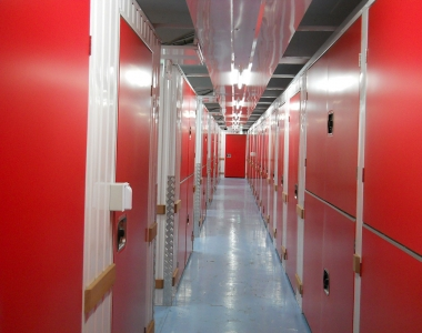Self Storage Control System 1