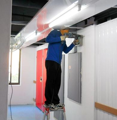 Self Storage Control System 5